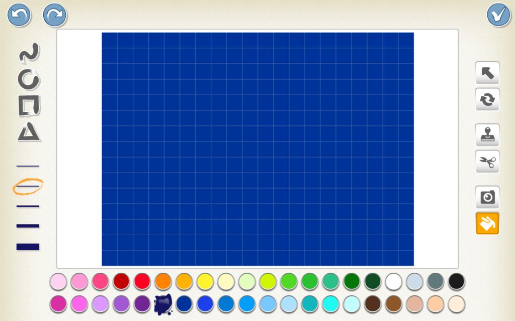 ScratchJr solid color background